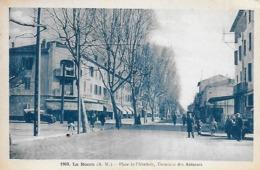 06)   LA  BOCCA  - Place De L' Abattoir  Terminus Des Autobus - Cannes