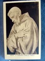 (FP.NV11) ASSISI - SAN FRANCESCO (Scultura Di Giovanni Dupré) - Perugia