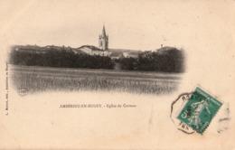 AMBERIEU-EN-BUGEY (Ain) - Eglise De CORMOZ [ Hameau De CHATEAU-GAILLARD ] - France