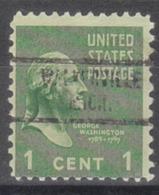 USA Precancel Vorausentwertung Preo, Locals Michigan, Walkerville 734 - Vereinigte Staaten