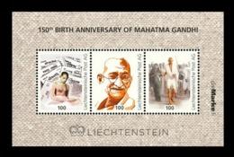 Liechtenstein 2019 Mahatma Gandhi MNH ** - Liechtenstein