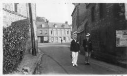 SAINT VALERY 1933 PHOTO ORIGINALE   FORMAT  11 X 6.50 CM - Lugares
