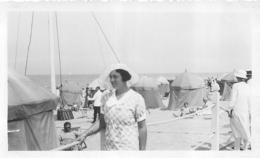 DEAUVILLE 1933 PHOTO ORIGINALE   FORMAT  11 X 6.50 CM - Lugares