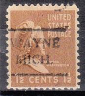 USA Precancel Vorausentwertung Preo, Locals Michigan, Wayne 716 - Vereinigte Staaten