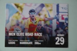 CYCLISME: CYCLISTE : ALEJANDRO VALVERDE - Wielrennen