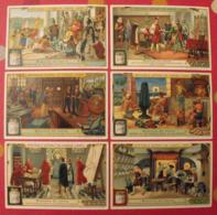 6 Chromo Liebig : Histoire Du Verre. 1911. S 1034 - Liebig