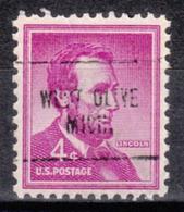 USA Precancel Vorausentwertung Preo, Locals Michigan, West Olive 704 - Vereinigte Staaten