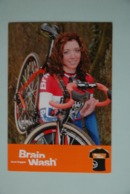 CYCLISME: CYCLISTE : SABRINA STULTIENS - Ciclismo