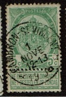 56  Obl Relais  Cambron-St-Vincent  + 15 - 1893-1907 Coat Of Arms