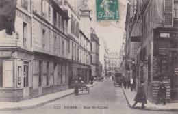 PARIS - Rue Saint-Gilles - Distrito: 03