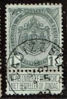 53  Obl Relais  Dadizeele  + 20 - 1893-1907 Coat Of Arms