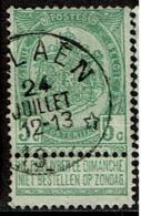56  Obl Relais  Falaên  + 15 - 1893-1907 Coat Of Arms