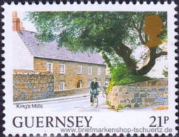 Guernsey 1991, Mi. 516-17 A ** - Guernsey