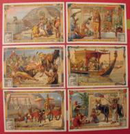 6 Chromo Liebig : Au Pays Des Pharaons. 1904. S 774. Chromos - Liebig