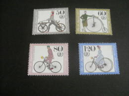 De551- Set   MNH Germany Berlin - 1985- SC. B630-633- Antique Bicycles - Sonstige (Land)