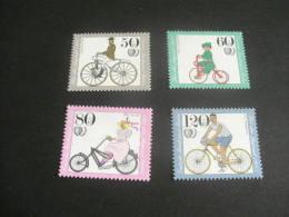 De575- Set MNh Germany Berlin- 1985- SC. 9NB223-226- Antique Bicycles - Sonstige (Land)
