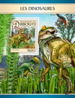 Djibouti 2017 Dinosaurs - Djibouti (1977-...)