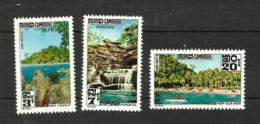 Cambodge N°136 à 138 Neufs** Cote 3.90 Euros - Cambodia