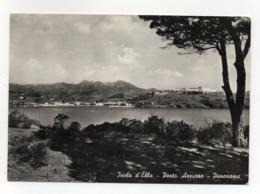 Porto Azzurro (Livorno) - Panorama - Viaggiata Nel 1956 - (FDC18254) - Livorno