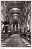BELGIQUE HAMME  Binnenzicht Kerk  St. Pieters In De Banden   2 Scans   Très Bon état - Hamme