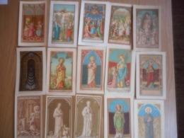 DEVOTIE-ST.AUGUSTIN-15 HEILIGEN PRENTJE - Religion & Esotérisme