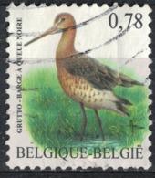 Belgique 2006 Oblitéré Used Bird Oiseau Limosa Limosa Barge à Queue Noire SU - Belgium