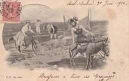 Cartolina  - Postcard /   Viaggiata - Sent/   Donnine Al Mare. - Donne