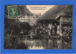 45 LOIRET - LIGNY LE RIBAULT Le Lavoir Communal - Montargis