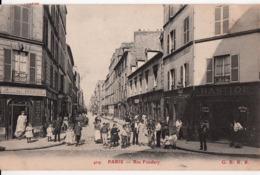 PARIS-RUE FONDARY - Arrondissement: 15
