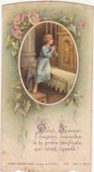 Image Pieuse / Communion Solennelle / Louis Et Paulette FRUIT église De Saint-Roch à Cambrai Le 7 Mai 1931 - Religion & Esotérisme