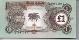 Billet Du BIAFRA - ONE POUND - Banconote