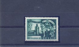 Nr. 632-V3 Kleurstreepje Voor W Postgaaf ** Zeer Mooi MNH - Abarten Und Kuriositäten