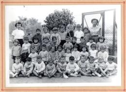 PHOTO GROUPE SCOLAIRE TALANGE - MATERNELLE  1959-60 - Talange