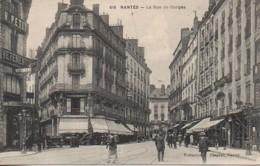 44 NANTES  La Rue De Gorges - Nantes
