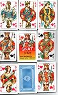 Jeu De 54 Cartes A Jouer  Playing Card - 32 Cards