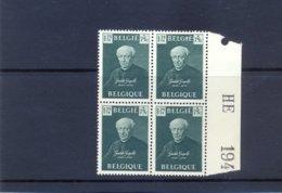 Nr.813-V1  Bliksem Door Belgiê Postgaaf ** Zeer Mooi MNH - Errors (Catalogue COB)