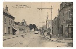 45 LOIRET - ORLEANS Faubourg Bourgogne, L'Orbette - Orleans