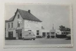 Westouter Heuvelland   Lekkerbek  Café Crèmerie Friture Pâtisserie Fleurs Plantes - Heuvelland