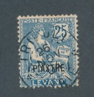 LEVANT - N°YT 17 OBLITERE CAD TRIPOLI DU 26/11/1904 - Levant (1885-1946)