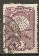 RUSSIE -  Yv N° 676     (o)   30k Parachutistes  Cote  1,4  Euro  BE  R - 1923-1991 UdSSR