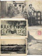 LOT DE 600 CARTES ETRANGERES DIVERS. A VOIR  350 GF  250 PF - Postkaarten