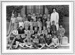 PHOTO GROUPE SCOLAIRE TALANGE - CP  1961 - Talange