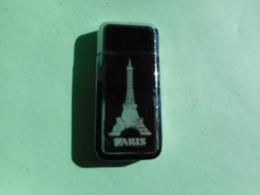 BRIQUET PARIS LIGHTER Feuerzeug ENCENDEDOR ACCENDINO AANSTEKER ライター打火机léttari Ljusare αναπτήραςvžigalnik Sytytin - Zonder Classificatie
