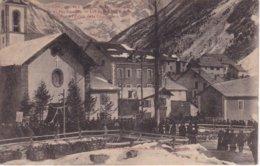 L120C_20 - Eglise De La Condamine - Obsèques Des 6 Victimes De La Catastrophe Du Col De La Pare ... - Frankrijk