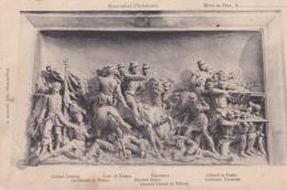 MILITARIA . Guerre De 1870 . Ht Relief D'Infanterie (54) MARS LA TOUR (Nombreux Généraux Et Colonels Reproduits ) - Andere Kriege