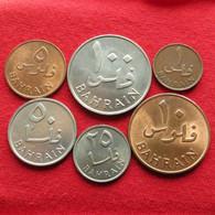 Bahrain Set 1 5 10 20 50 100 Fils 1965 Bahrein - Bahrein