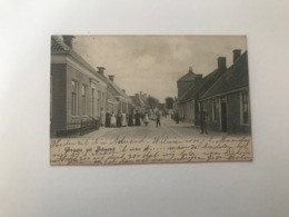 Aduard  Westerkwartier  Groningen  Groete Uit Aduard  1907 - Pays-Bas