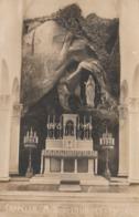 CAPPELA MS DI LOURDES TORINO CARTE PHOTO RARE - Churches