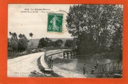 LAFERTE-sur-AUBE - Pont Des Grilles - 1915 - - Autres Communes