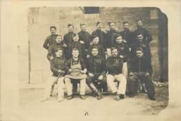 25 - BESANCON - CARTE PHOTO MILITAIRE 1909 - Besancon